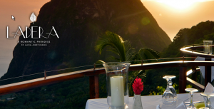 Ladera a St. Lucia Paradise for romance