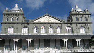 Barbados Heritage - bridgetwn, Mutual Building