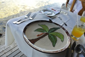 Coal Pot plate- dining on art