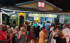 Bar Hopping in Barbados